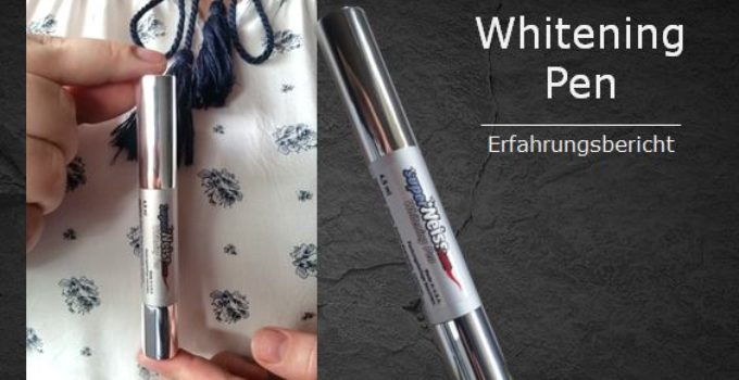 Superweiss Whitening Pen