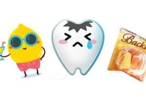 Zähne mit Hausmittel aufhellen