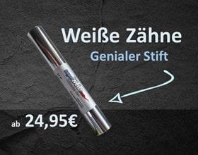 Zahnaufhellung Stift